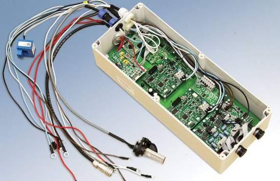 Блок контроллера ПКМ-ТСТ